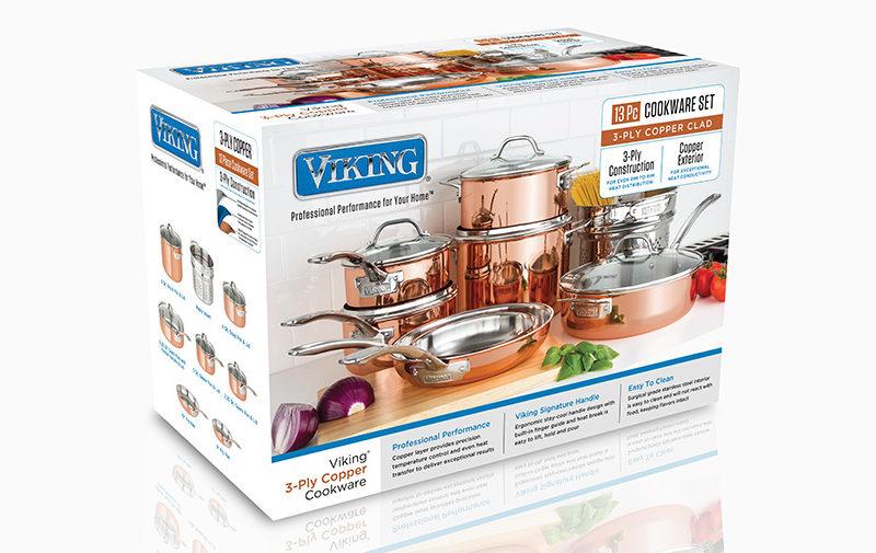Viking Packaging Design