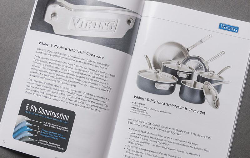 Viking Culinary Catalog